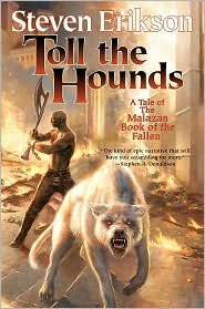 Toll the Hounds Malazan Book of the Fallen Series -8 by Steven Erikson ebook by