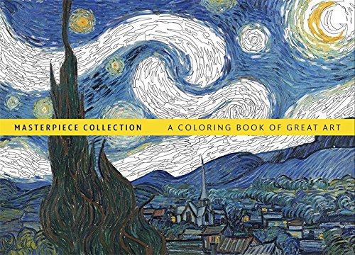 Masterpiece Collection- A Coloring Book of Great Art ebook by Hamlyn